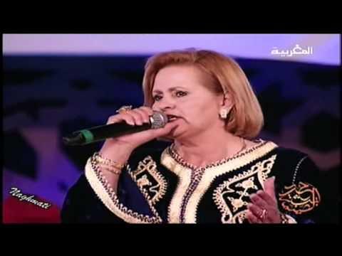 Chaabi Marocain _Khadija Bidaouia _Kharboucha* الشعبي المغربي ـ العيطة