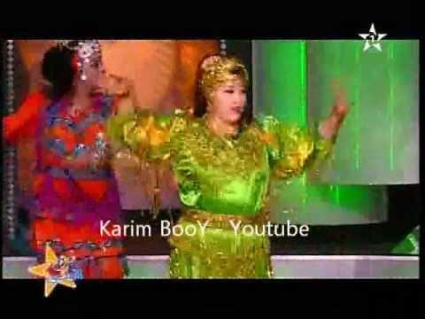 Aicha Tachinwit - Samhiyi A Yammi - عائشة تاشينويت
