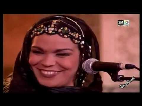Rachida Talal_Hasnaa Ya Leila * رشيدة طلال ـ حسناء ياليلى