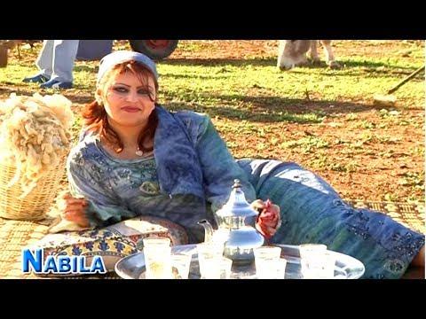 CHEBA NABILA / الشابة نبيلة المغربية / Kinder Nsa Lhbib
