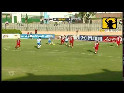 Hassania Agadir HUSA (1-1) Chabab Rif Alhoceima CRA 2010 HD °derby IMAZIGHEN°