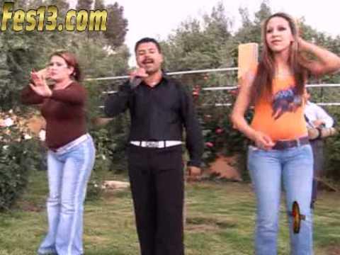 Mohamed El Guerssifi - danse chaabi maroc