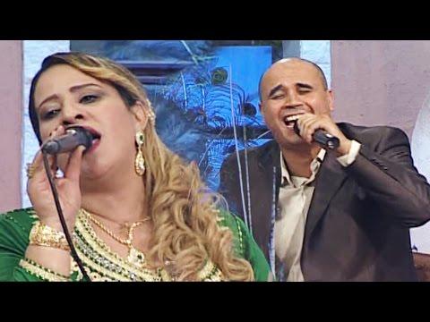 Khadija Atlas ft Abdessalam Barcelona 2015 / Ga3 Ga3 Ya Zoubida / Boukana