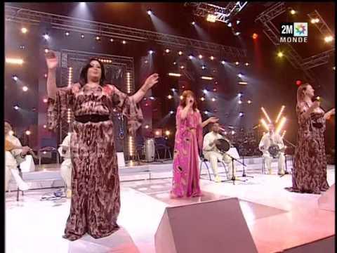 Khadija Margoum - Daw Li Ghezali - Kachkoul Chaabi Marocaine
