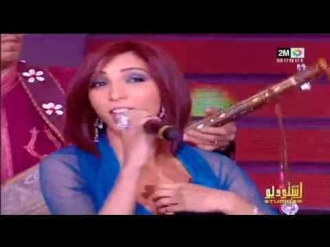 دنيا بطمة و لمياء الزايدي تغنيان مغربي