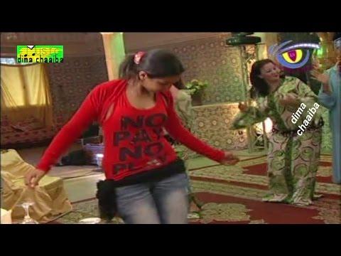 Chaabi Marocain - رقص شعبي رائع -  مجموعة الناشطا