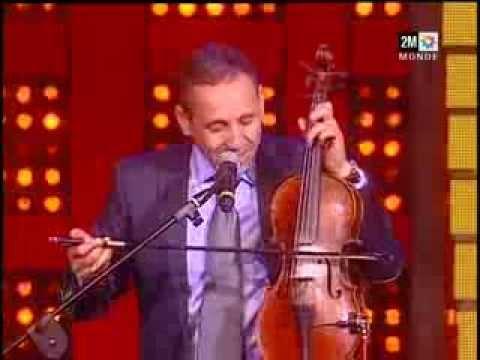 Abdelaziz Ahouzar 2013 - 3la Dak Zine - عبد العزيز أحوزار